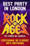 Rock Of Ages Shaftsbury Theatre
